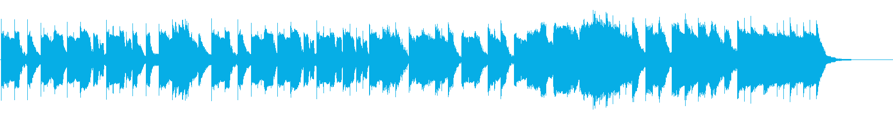 【Eテレ風】かわいいリコーダーとピアノの再生済みの波形