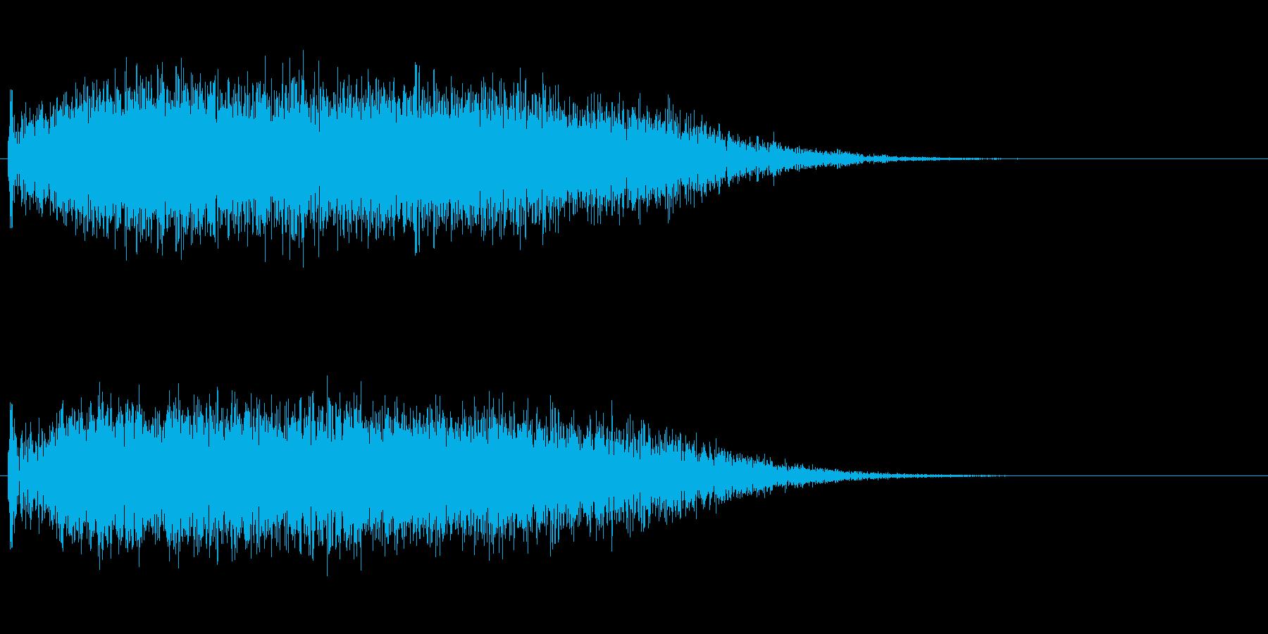 Dark_Attack-04の再生済みの波形