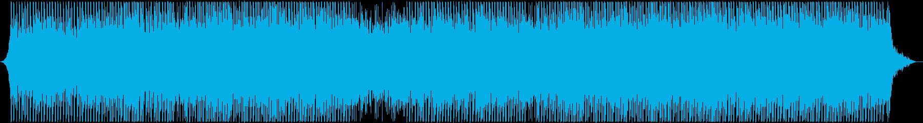 広告や事業推進のための企業音楽の再生済みの波形