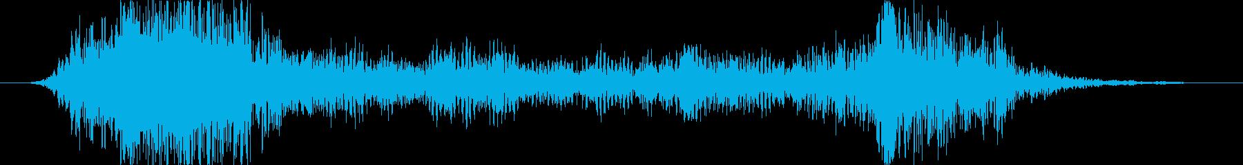 トランジション プロモーションパッド05の再生済みの波形