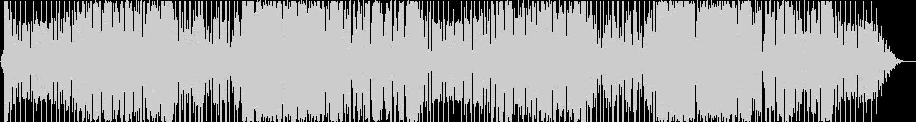 ループ可シンセを交えたハードロックの未再生の波形