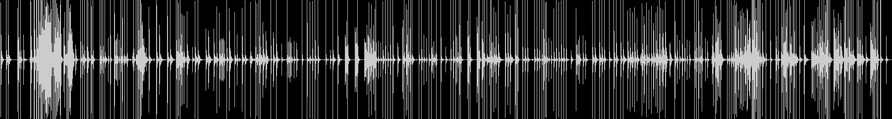 三味線183秋の色種4変態繽紛夢巫山蘭奢の未再生の波形
