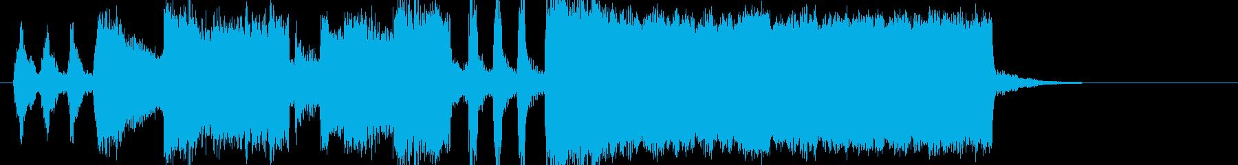 演歌 定番の再生済みの波形