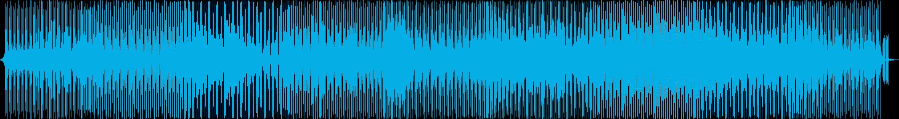 飽和ギターは、バイオリン、ピアノ、...の再生済みの波形