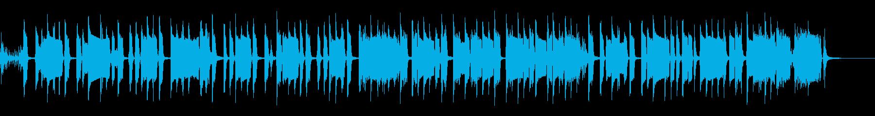 サーフアンドサンドパーコレーティン...の再生済みの波形