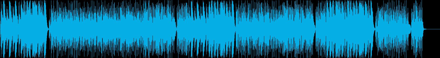 Hannonの再生済みの波形