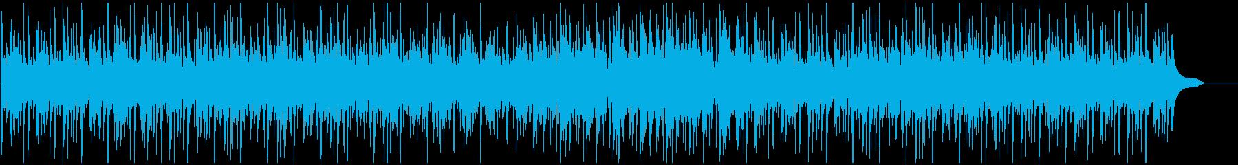 CMや映像にギター 輝く笑顔の映像に合うの再生済みの波形