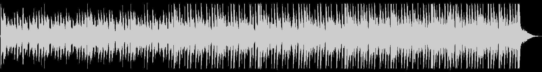 物静か/クール/R&B_No465_2の未再生の波形