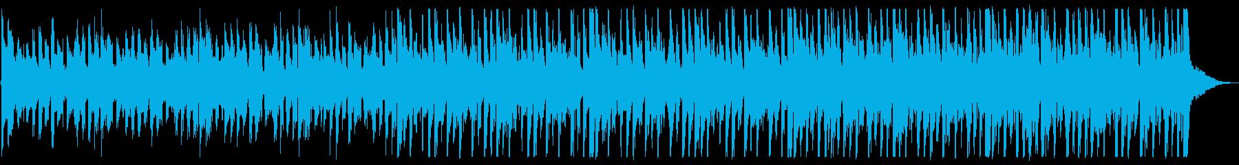 物静か/クール/R&B_No465_2の再生済みの波形