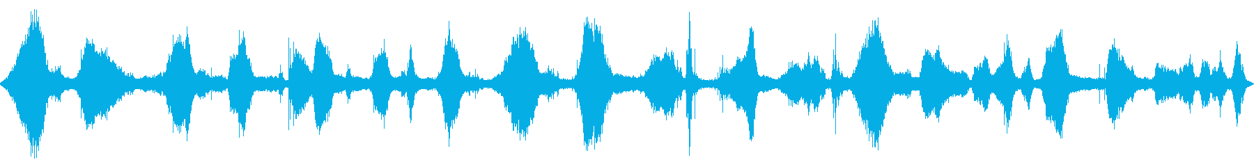 大浜海岸の波の音 4 【徳島】の再生済みの波形