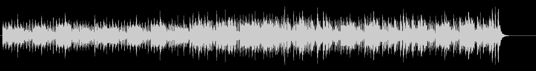 サーカスを告げる古風なマーチ・サウンドの未再生の波形