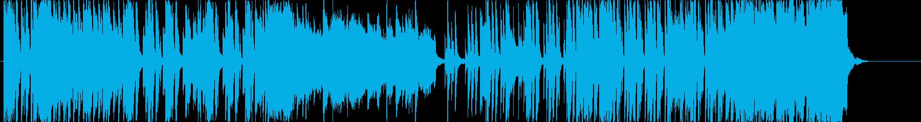 Overture-明るい冒険の始まりの再生済みの波形