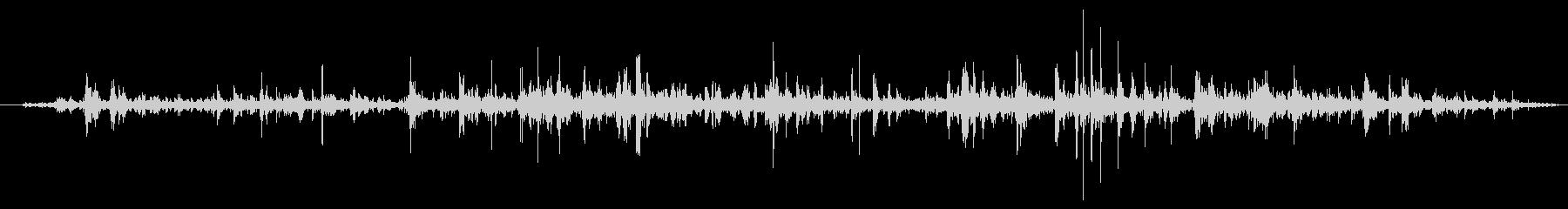 カート 中世のドラッグスロー01の未再生の波形
