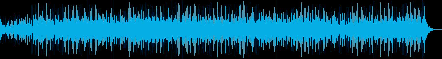 ワールドインストゥルメンタル。速い...の再生済みの波形