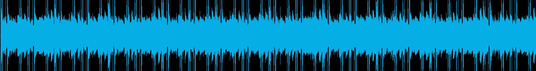 【ループ仕様】爽やか/ゆったり/トラップの再生済みの波形