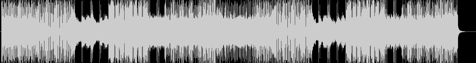 「HR/HM」「POWER」BGM252の未再生の波形