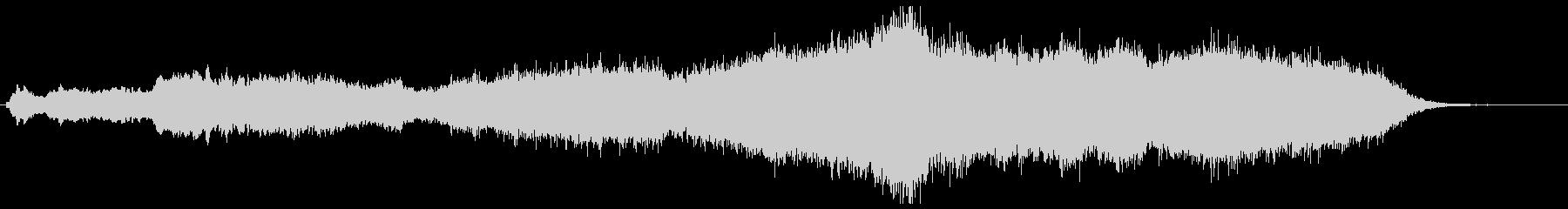 エピックなオーケストラ 分割01の未再生の波形