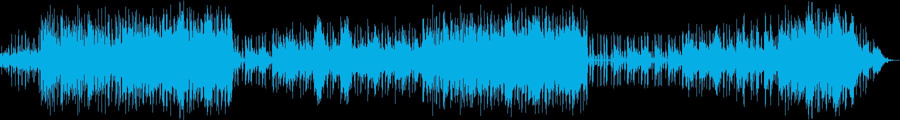 流行りのLo-Fi!! の再生済みの波形