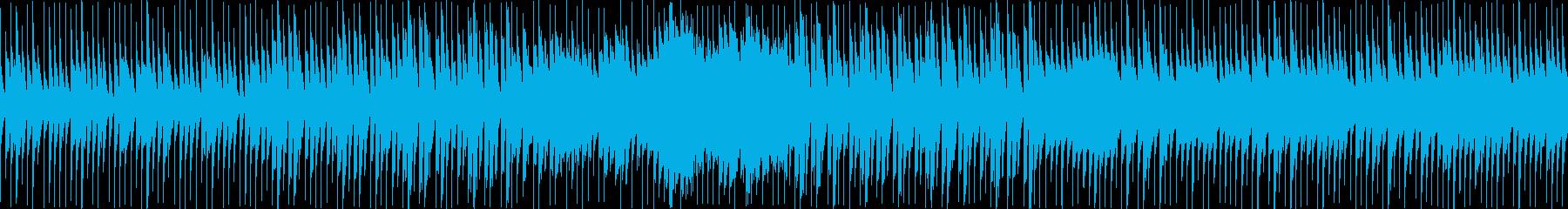 8bit:ホラー:洞窟:ゲーム【ループ】の再生済みの波形