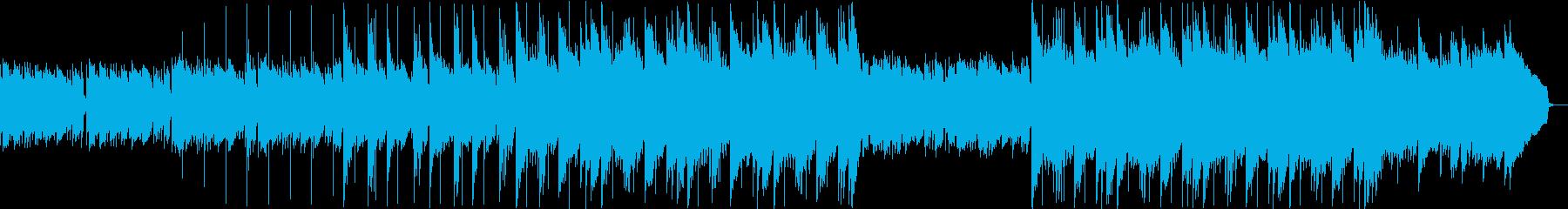 動画 サスペンス 繰り返しの クー...の再生済みの波形