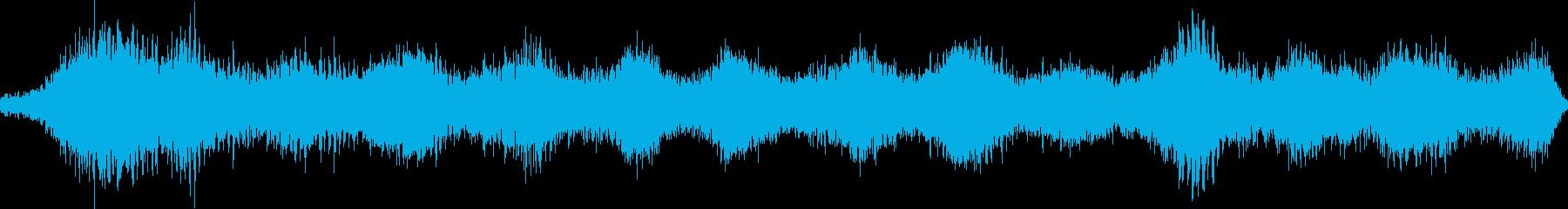 X Sounds 1301 ZGの再生済みの波形