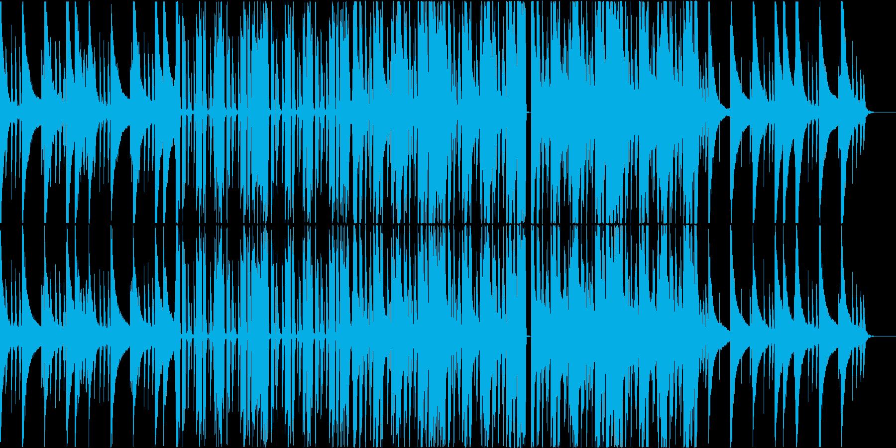 ピアノとカリンバが絶妙なビーチハウスの再生済みの波形
