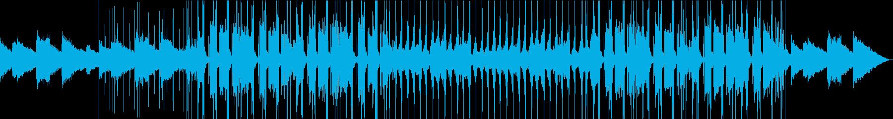 Lo-Fi・綺麗なチルヒップホップの再生済みの波形
