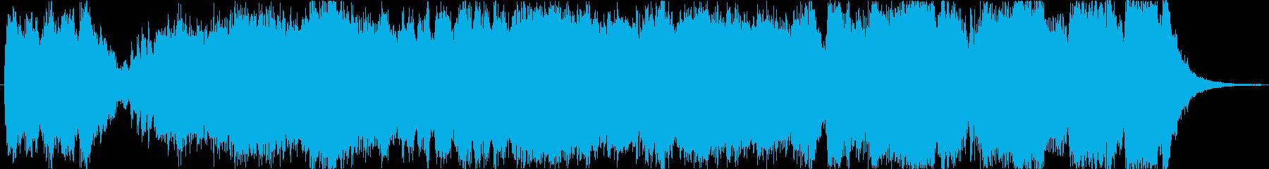 """""""星""""スペクタクルハリウッド_30s-Aの再生済みの波形"""