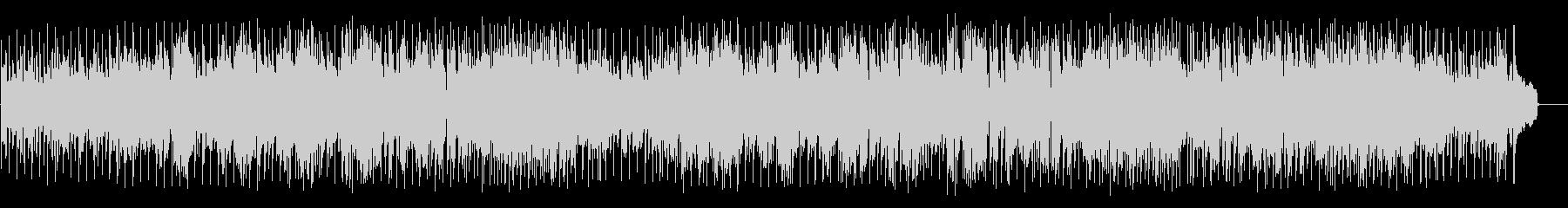 力強いファンク ポップ(フルサイズ)の未再生の波形