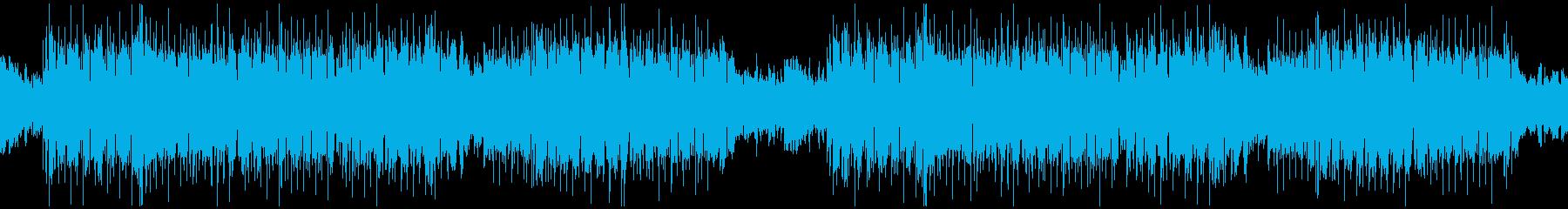 フルートが魅力的なLofi Hiphopの再生済みの波形