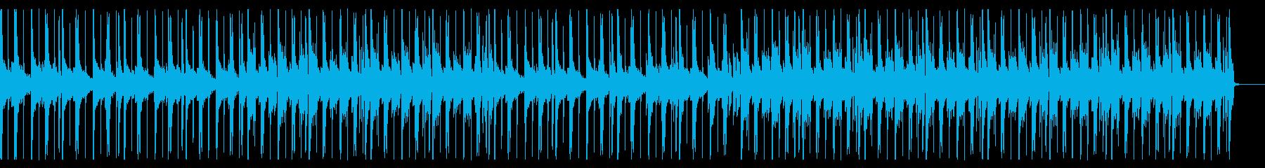 儚げ/R&B_No606_6の再生済みの波形