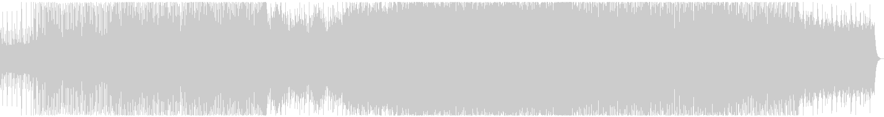 壮大でドラマティックなドラムンベースの未再生の波形