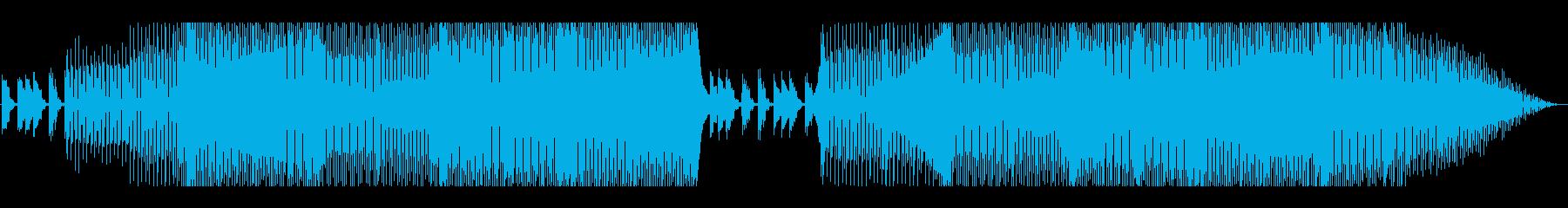 エレクトロニックポップインストゥル...の再生済みの波形