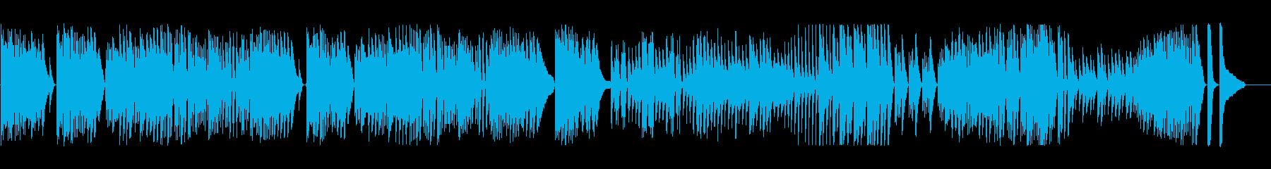 クラシック 感情的 お洒落 ハイテ...の再生済みの波形