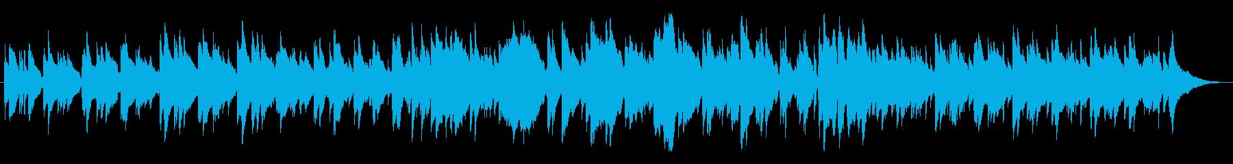 生クラリネット ノスタルジー 暖かみの再生済みの波形