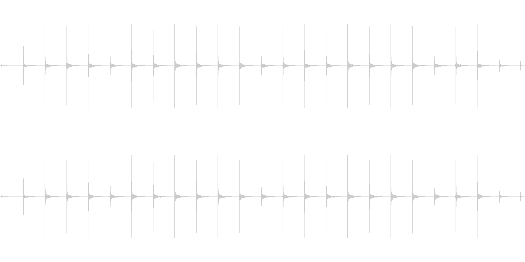 時計 ticktock_44-2_revの未再生の波形
