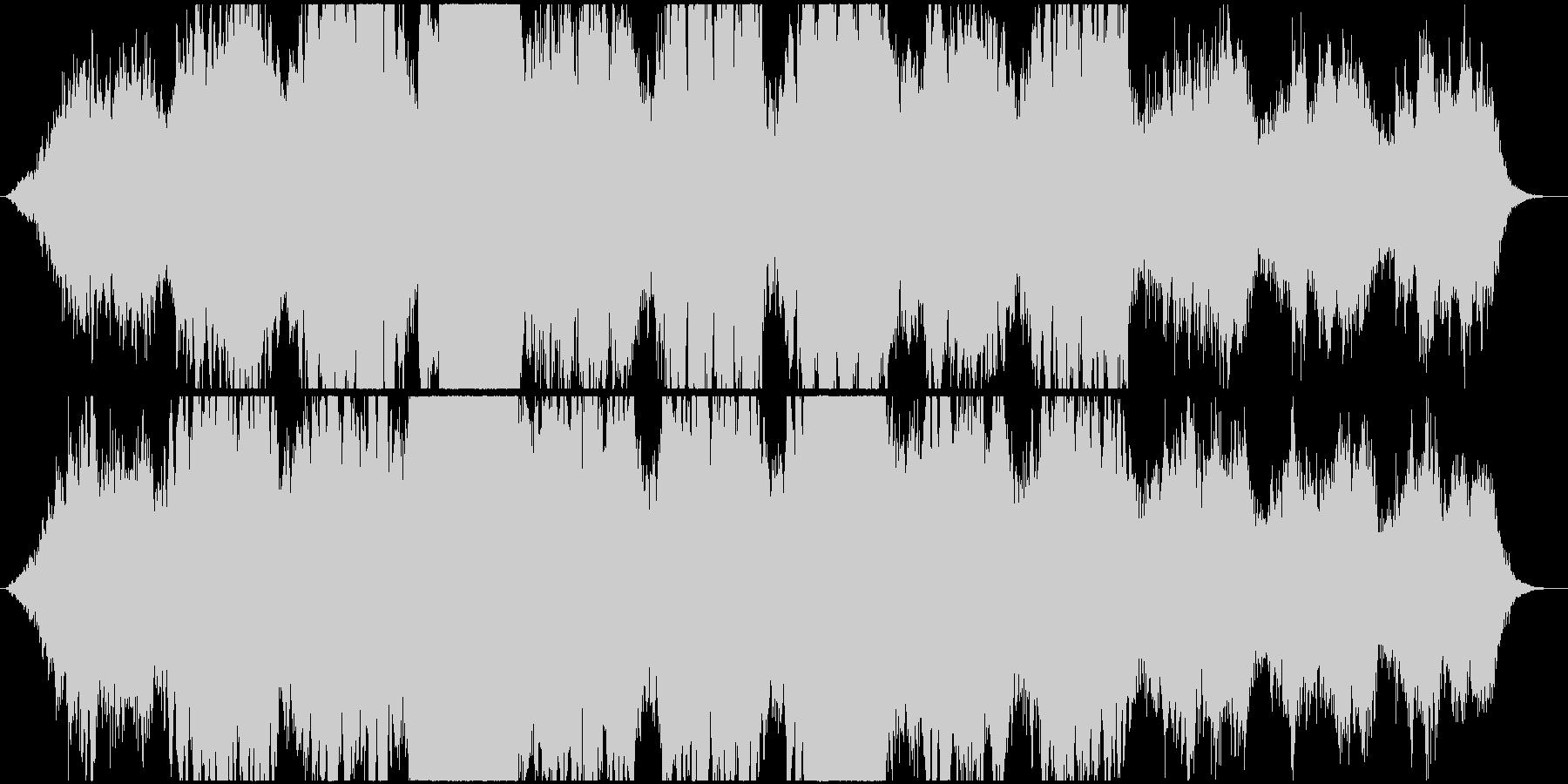 壮大なアンビエント シンセ・幻想的の未再生の波形