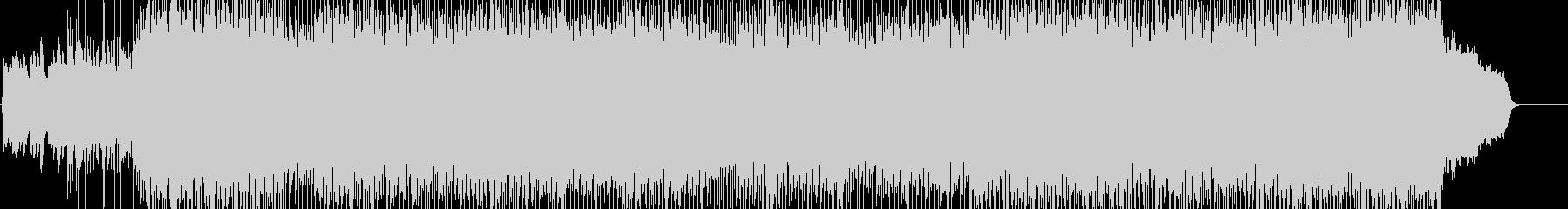 HARD/HEAVY・激しい BGM31の未再生の波形
