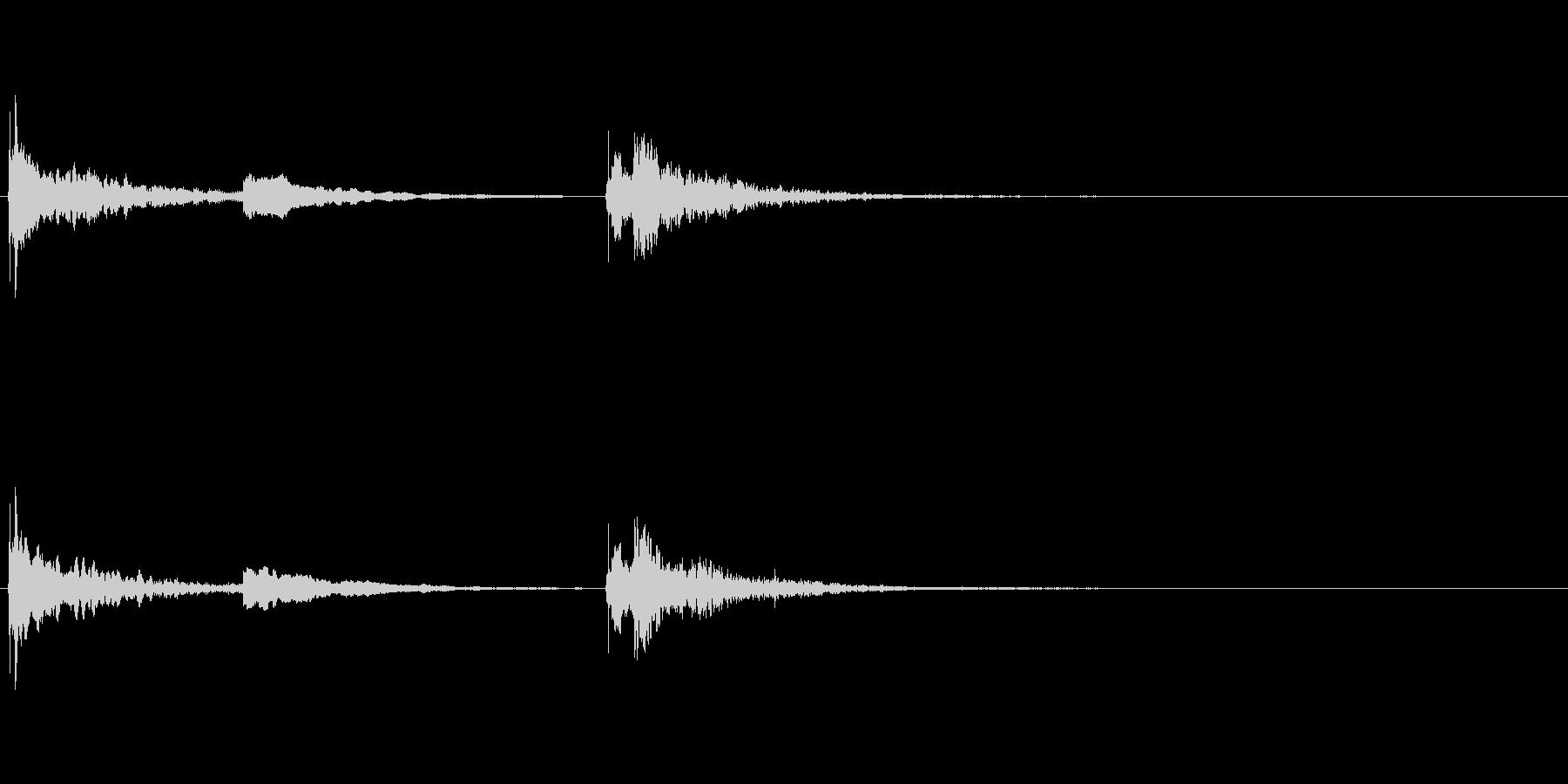 生演奏 琵琶 和風 古典風 残響有#6の未再生の波形