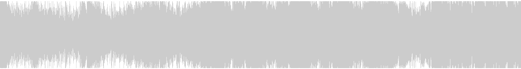勇壮なケルト&オーケストラ曲(ループ)の未再生の波形