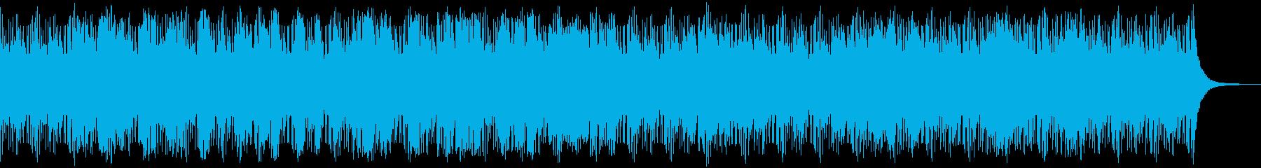 エキゾチックなムードのジャジーでフ...の再生済みの波形