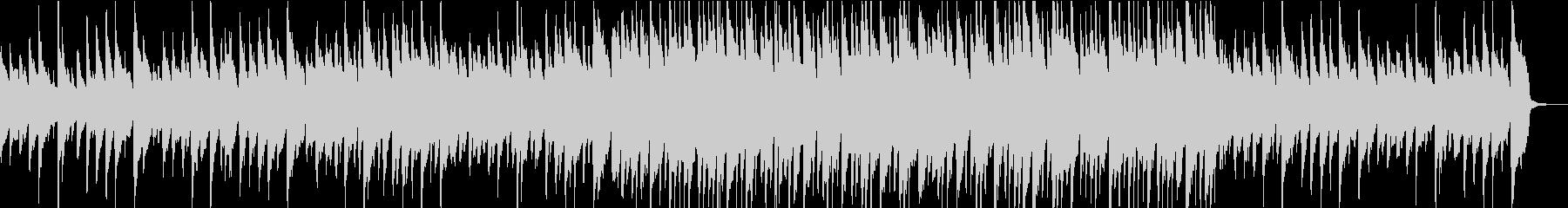 Happy Musicの未再生の波形