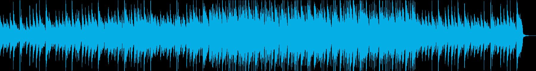 Happy Musicの再生済みの波形