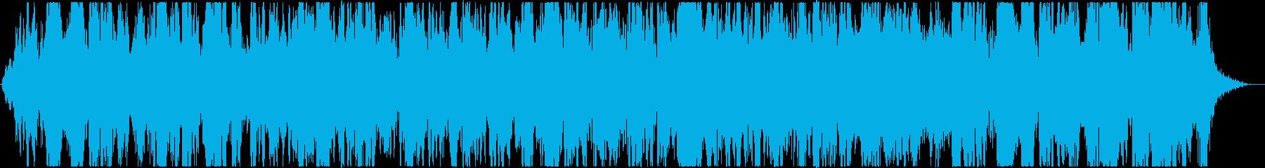 イメージ 地下鉄ハイ03の再生済みの波形