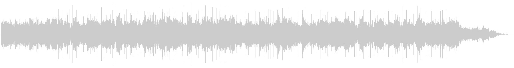 【LOFI HIPHOP】ミステリアスの未再生の波形