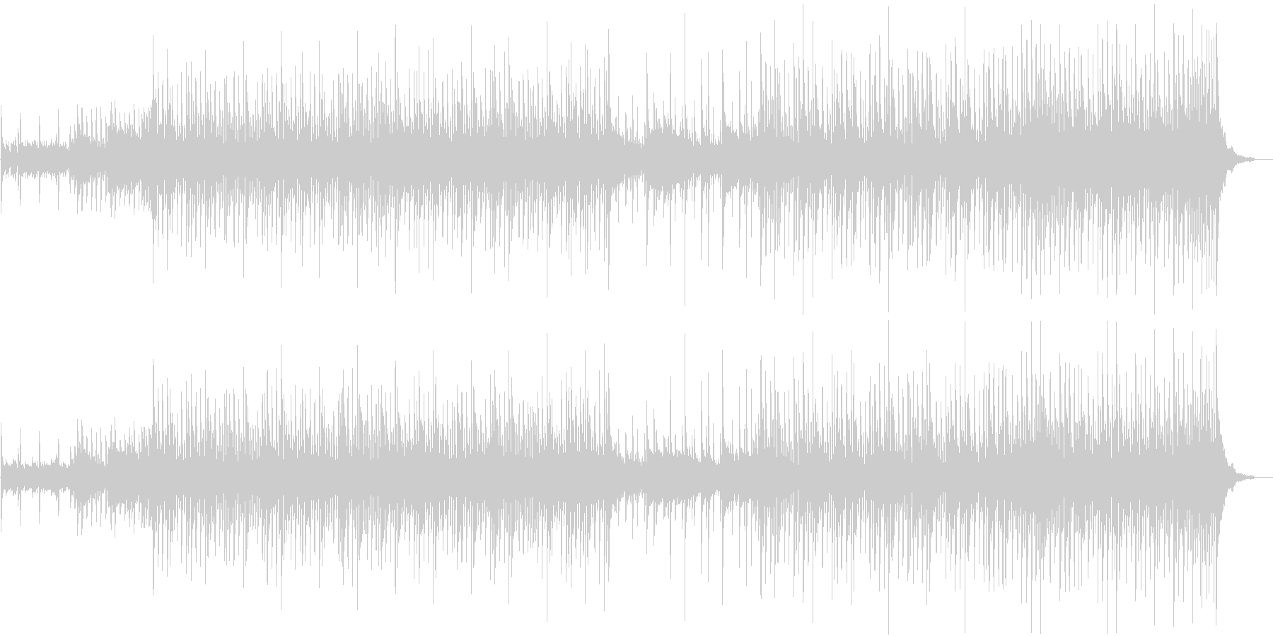 アコースティックギターとエレクトリ...の未再生の波形