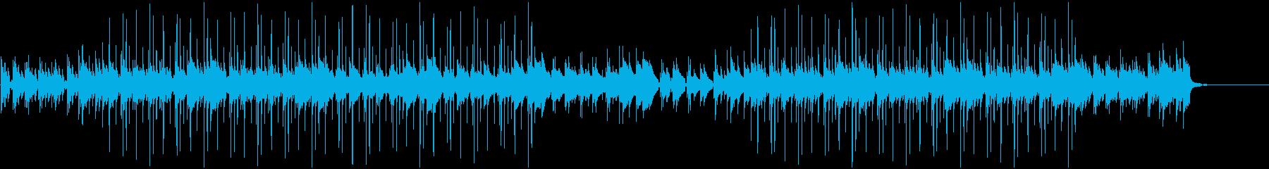 夢見心地なLo-Fi HipHopの再生済みの波形