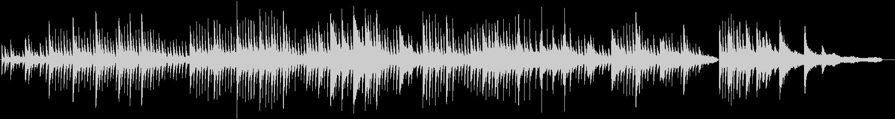 ヒーリングピアノ組曲 まどろみ 4の未再生の波形