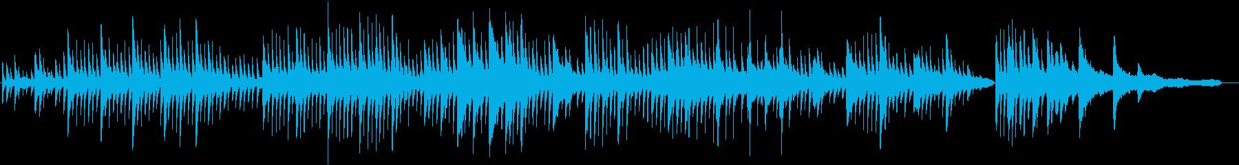 ヒーリングピアノ組曲 まどろみ 4の再生済みの波形