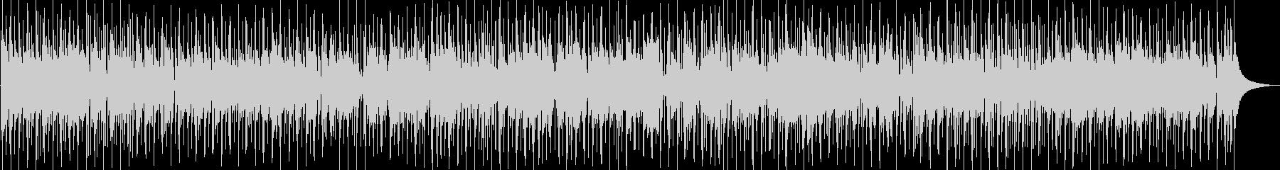 夢心地の中のボサノバの未再生の波形